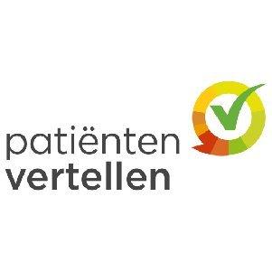 Patienten vertellen logo