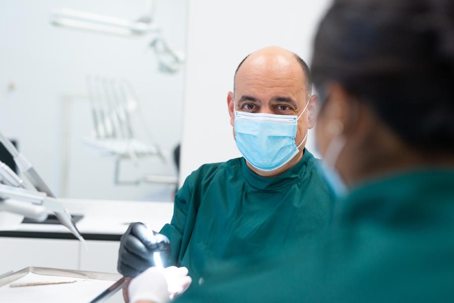 gespecialiseerde tandarts