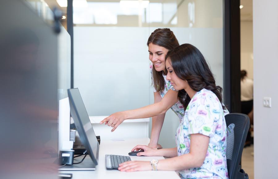 Online inschrijven bij de tandarts
